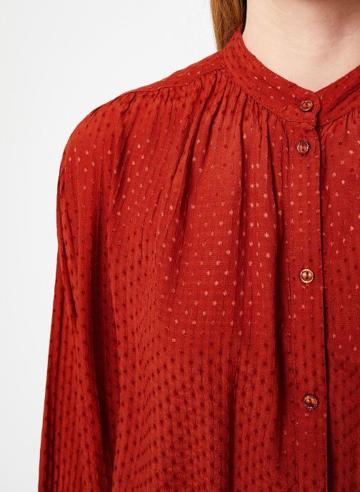 Vêtements Harris Wilson BLOUSE NAHOMIE Marron vue face
