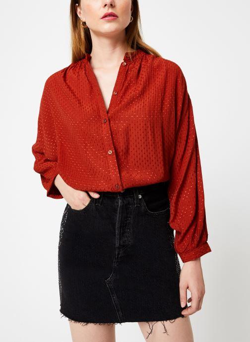 Vêtements Harris Wilson BLOUSE NAHOMIE Marron vue détail/paire