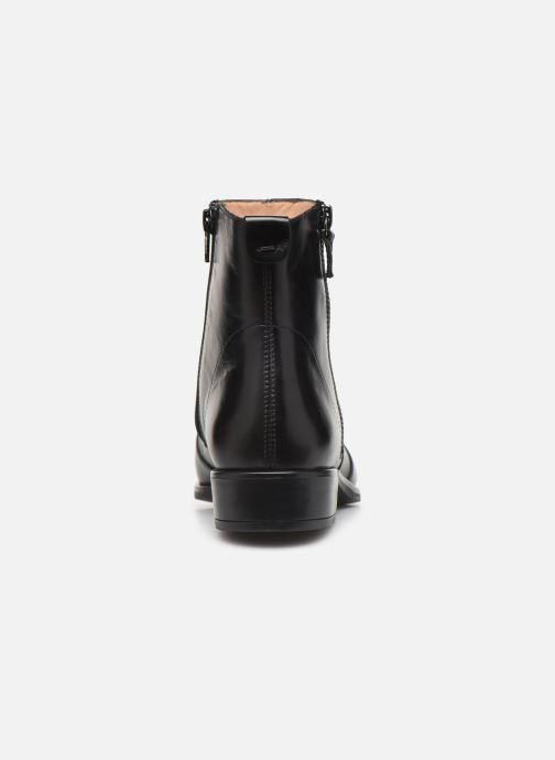 Bottines et boots Unisa BRAS Noir vue droite