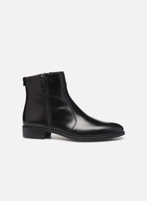 Boots en enkellaarsjes Unisa BRAS Zwart achterkant