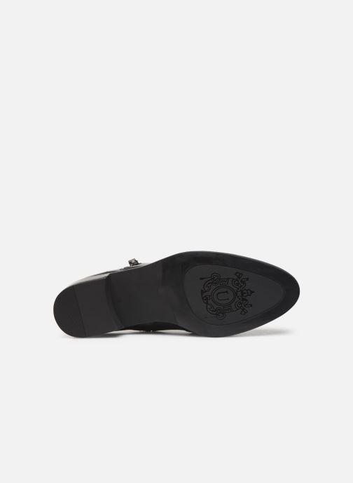 Boots en enkellaarsjes Unisa BRAS Zwart boven