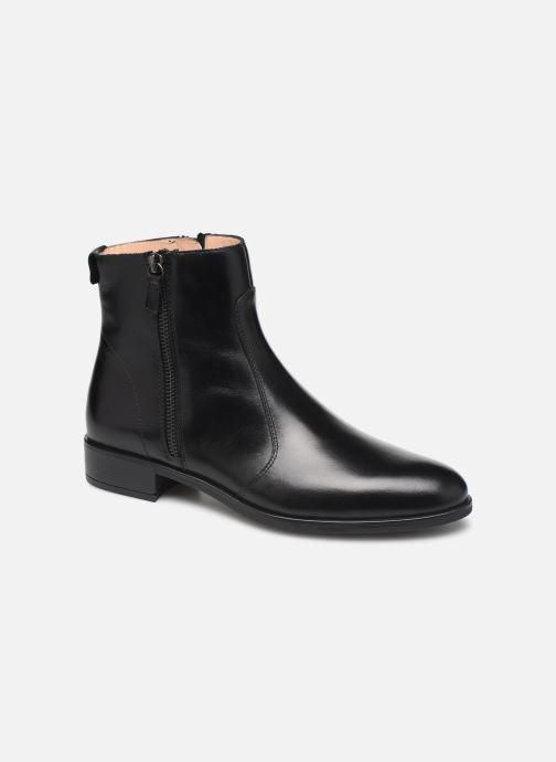 Boots en enkellaarsjes Unisa BRAS Zwart detail