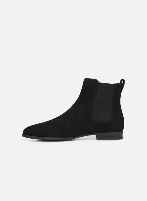 Bottines et boots Unisa DIA Noir vue face