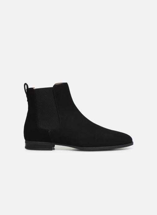 Bottines et boots Unisa DIA Noir vue derrière