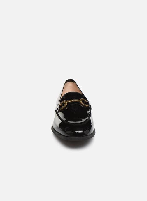 Mocassins Unisa DAIMIEL Noir vue portées chaussures