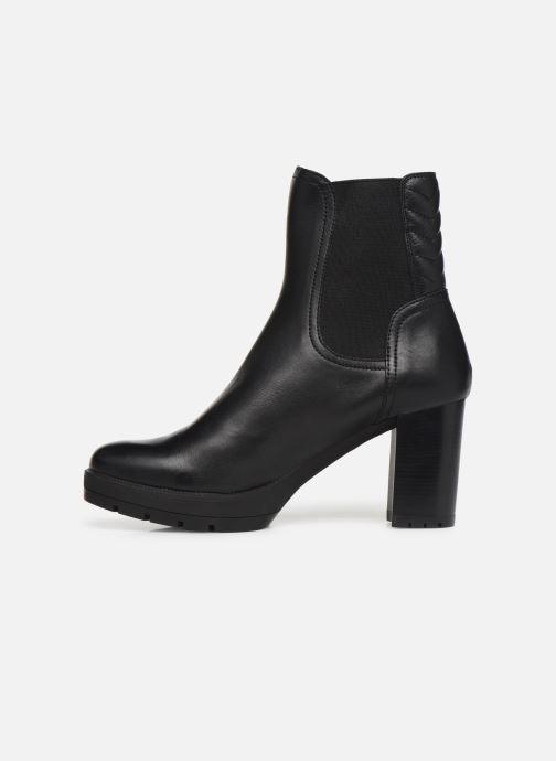 Bottines et boots Unisa KELMER Noir vue face