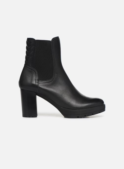 Ankle boots Unisa KELMER Black back view