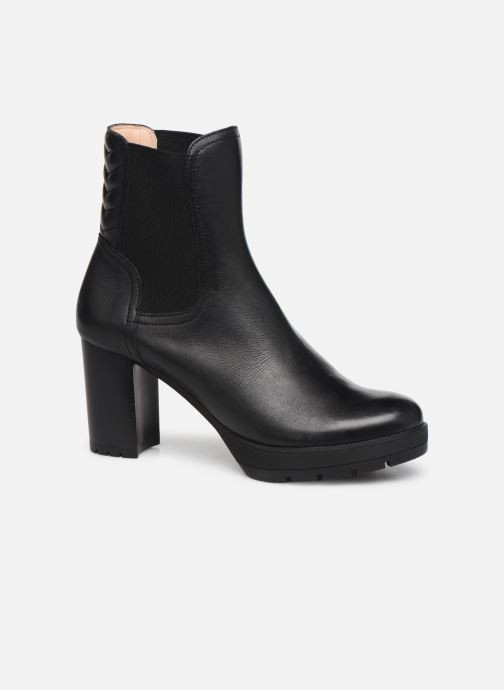 Ankle boots Unisa KELMER Black detailed view/ Pair view