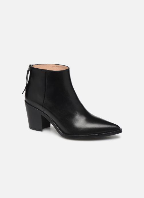 Bottines et boots Unisa MIRTE Noir vue détail/paire