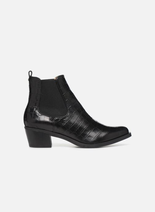 Bottines et boots Unisa GREYSON Noir vue derrière