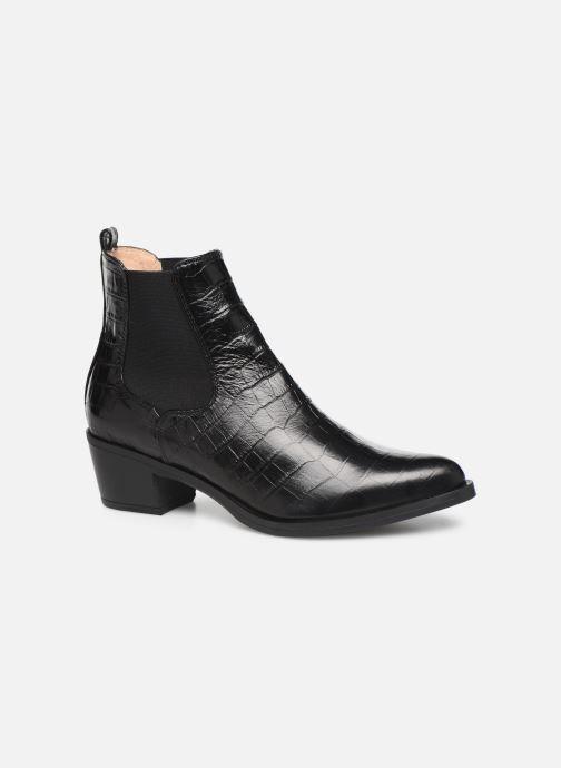 Bottines et boots Unisa GREYSON Noir vue détail/paire