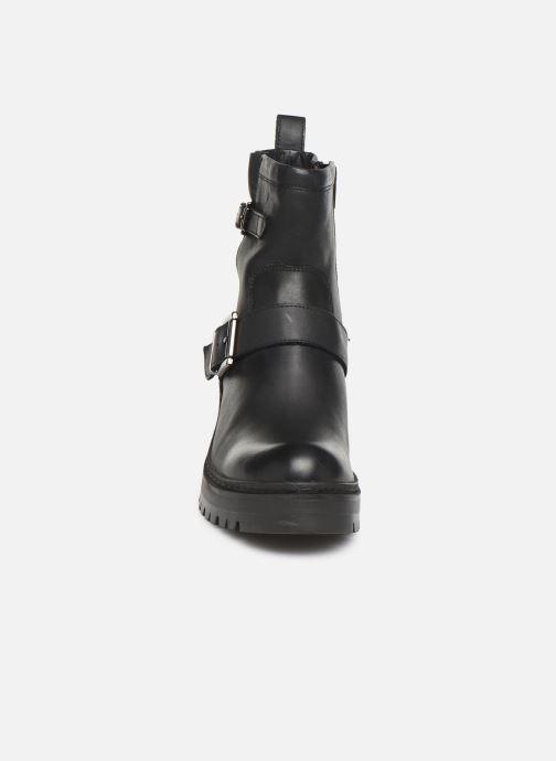 Boots en enkellaarsjes Unisa JEZABEL-HA Zwart model