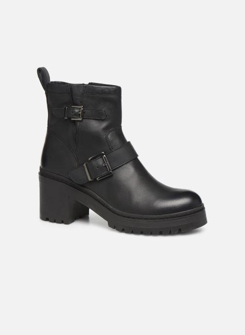 Boots en enkellaarsjes Unisa JEZABEL-HA Zwart detail