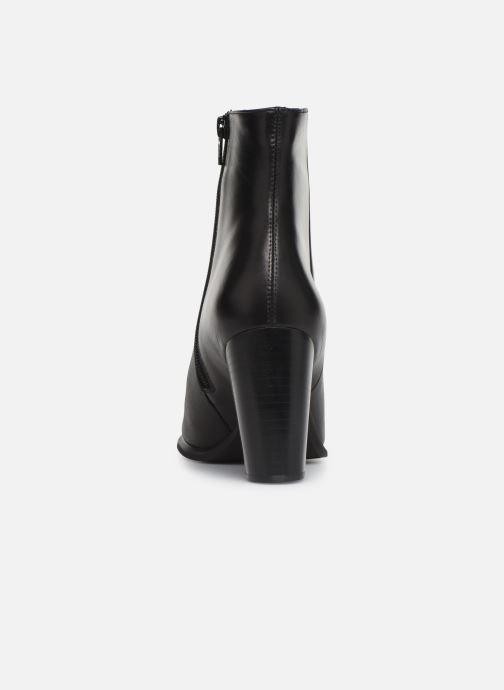 Bottines et boots Unisa UGO-NE Noir vue droite