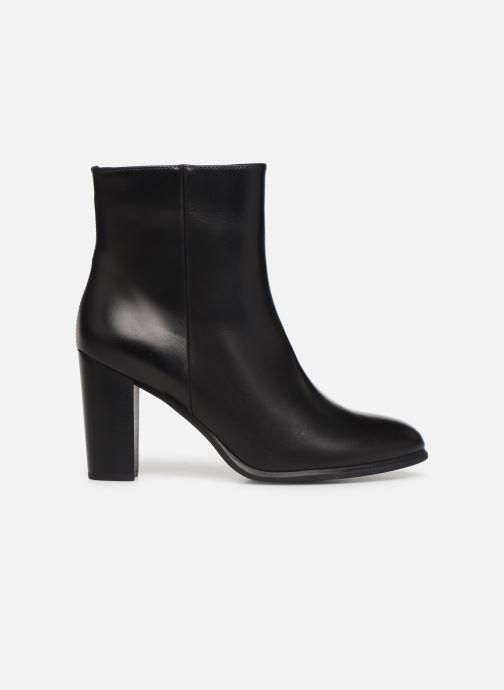Boots en enkellaarsjes Unisa UGO-NE Zwart achterkant