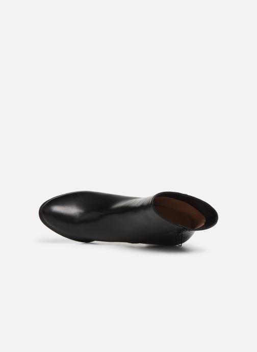 Boots en enkellaarsjes Unisa UGO-NE Zwart links
