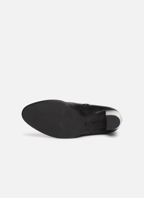 Bottines et boots Unisa UGO-NE Noir vue haut
