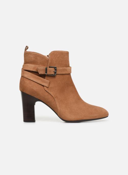Boots en enkellaarsjes Unisa UMBRIA-KS Bruin achterkant