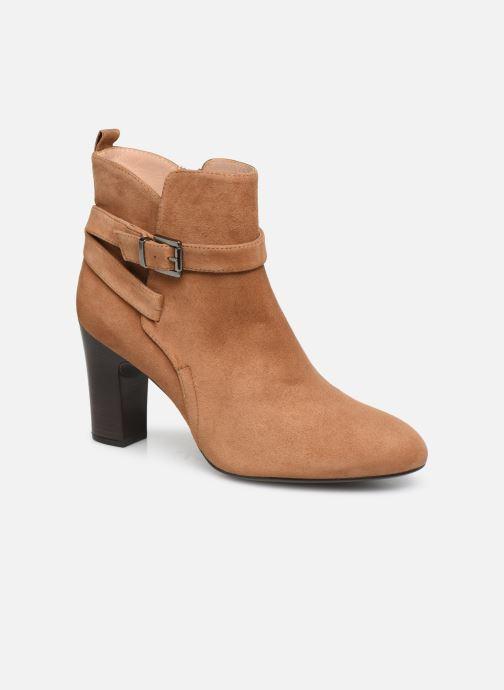 Boots en enkellaarsjes Unisa UMBRIA-KS Bruin detail