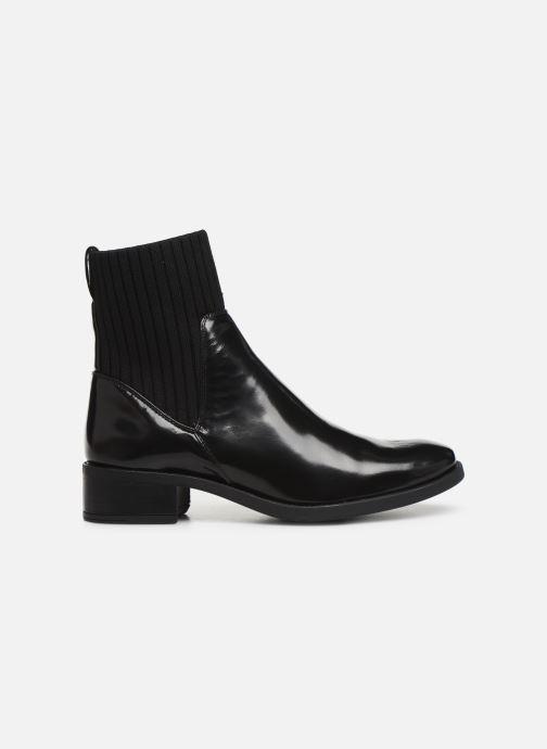 Bottines et boots Unisa ELLEN-SGL Noir vue derrière