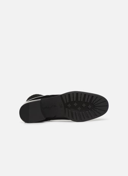 Bottines et boots Unisa ELLEN-SGL Noir vue haut