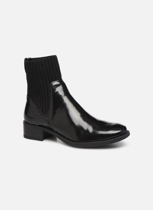 Bottines et boots Unisa ELLEN-SGL Noir vue détail/paire