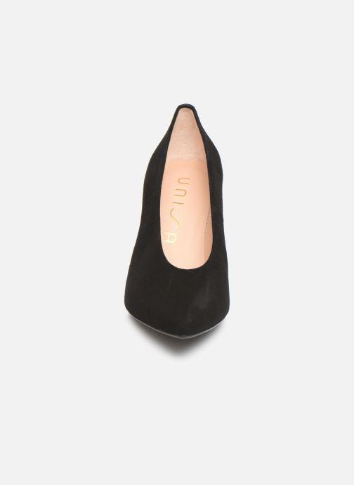 Escarpins Unisa TAIPEI-KS Noir vue portées chaussures