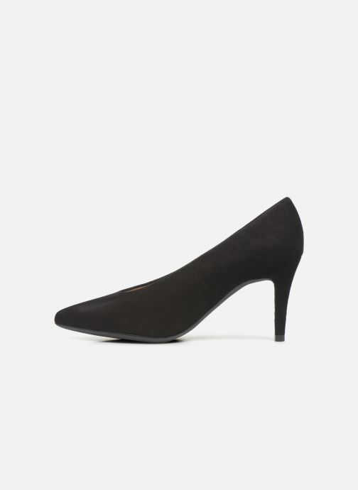Zapatos de tacón Unisa TAIPEI-KS Negro vista de frente