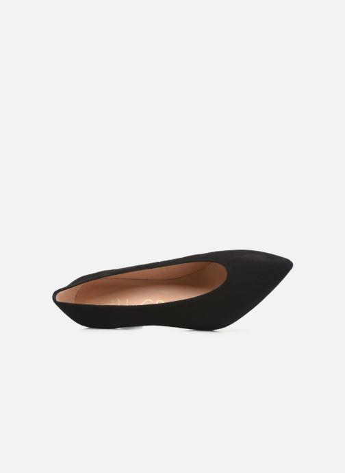 Zapatos de tacón Unisa TAIPEI-KS Negro vista lateral izquierda
