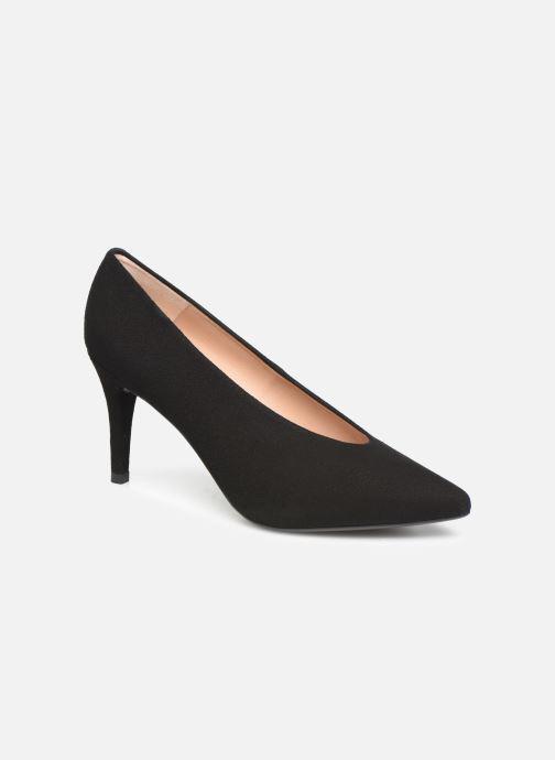 Zapatos de tacón Unisa TAIPEI-KS Negro vista de detalle / par