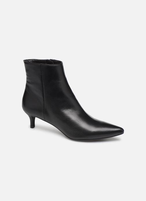 Boots en enkellaarsjes Unisa JATI-F19-NA Zwart detail