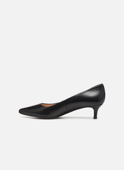 Zapatos de tacón Unisa JIRON-F19-NA Negro vista de frente