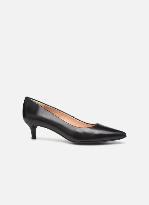 Zapatos de tacón Unisa JIRON-F19-NA Negro vistra trasera