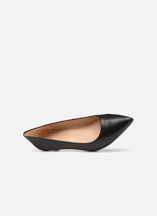 Zapatos de tacón Unisa JIRON-F19-NA Negro vista lateral izquierda