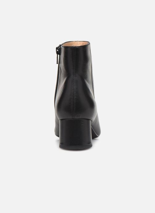 Bottines et boots Unisa LEVI-NA Noir vue droite