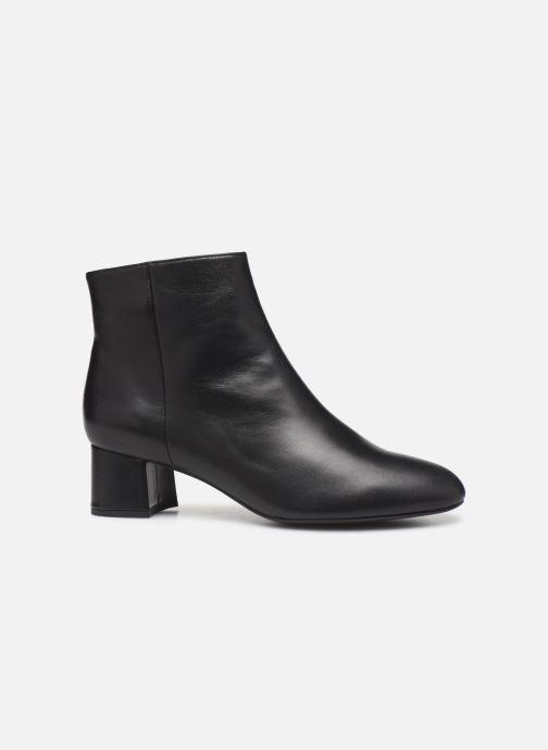 Bottines et boots Unisa LEVI-NA Noir vue derrière
