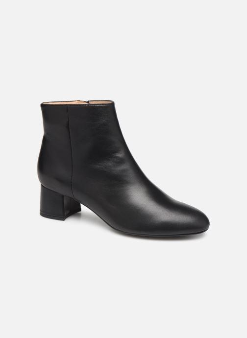 Bottines et boots Unisa LEVI-NA Noir vue détail/paire