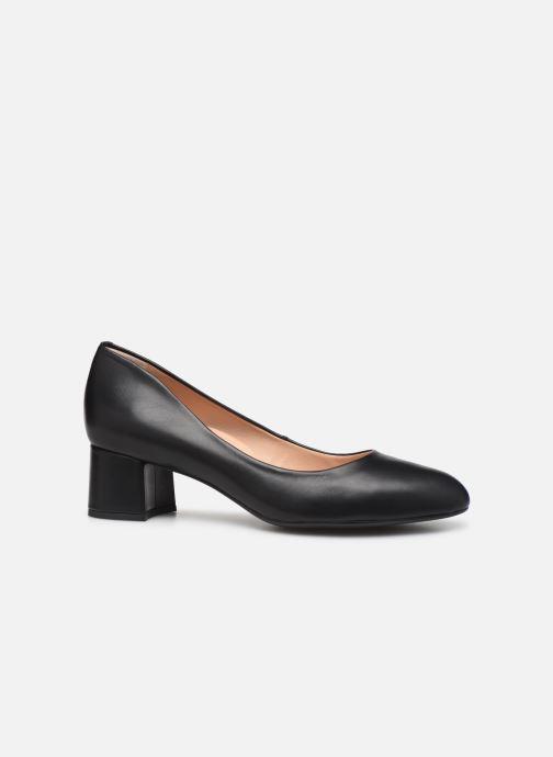 Zapatos de tacón Unisa LASIE-F19-NA Negro vistra trasera
