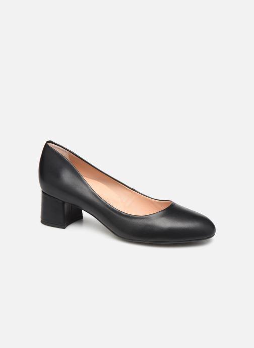 Zapatos de tacón Unisa LASIE-F19-NA Negro vista de detalle / par