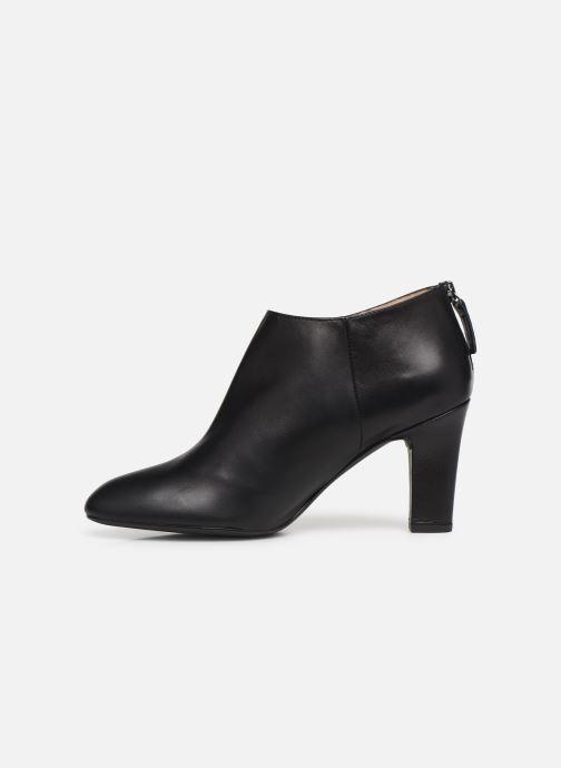 Bottines et boots Unisa UCHI-NA Noir vue face