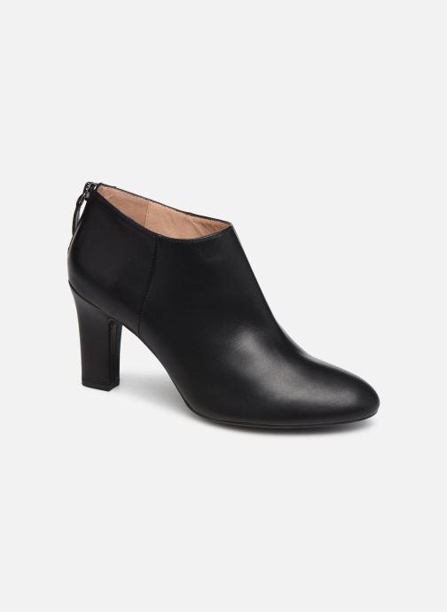 Bottines et boots Unisa UCHI-NA Noir vue détail/paire