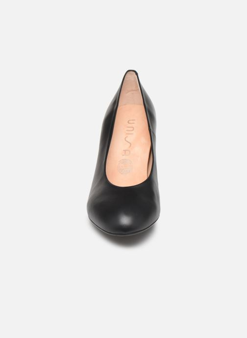 Escarpins Unisa UMBERTO-NA Noir vue portées chaussures