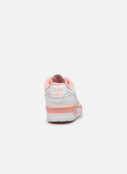Sneakers adidas originals Rivalry Low J Bianco immagine destra