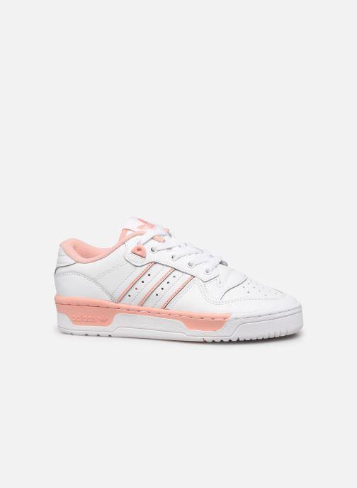Sneakers adidas originals Rivalry Low J Bianco immagine posteriore