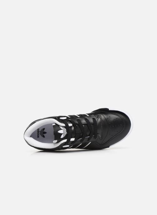 Sneakers adidas originals Rivalry Low J Nero immagine sinistra