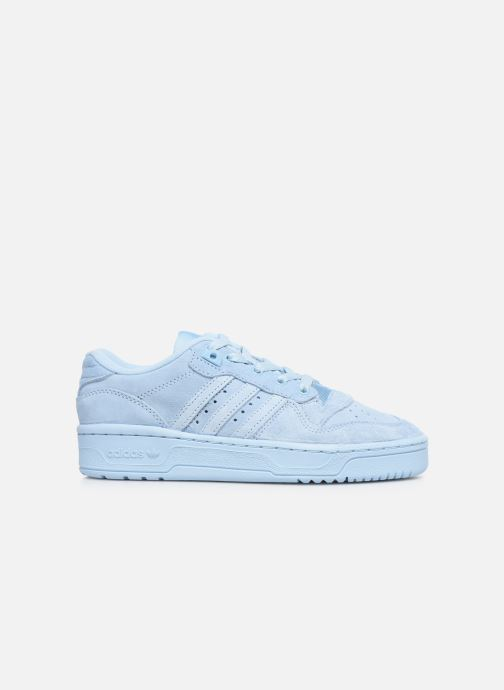 Baskets adidas originals Rivalry Low J Bleu vue derrière