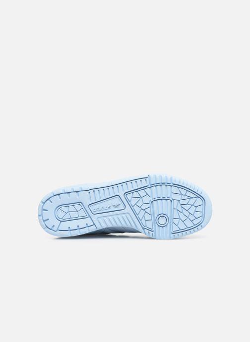Sneakers adidas originals Rivalry Low J Blauw boven