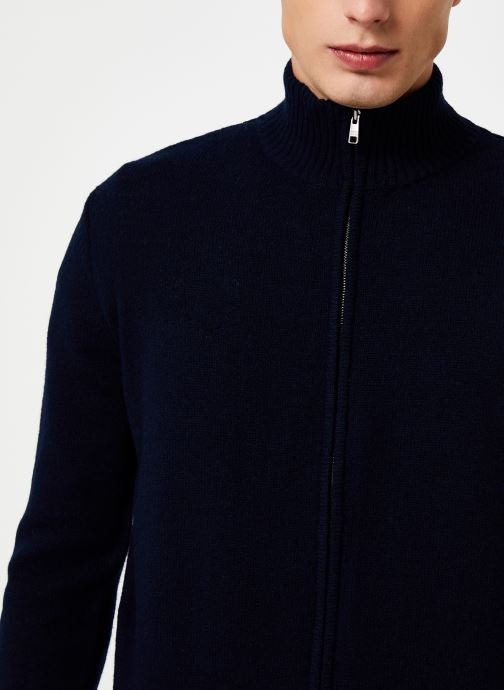 Vêtements Harris Wilson GILBET JABO Bleu vue face