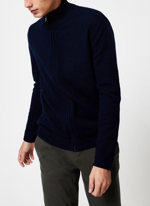 Vêtements Harris Wilson GILBET JABO Bleu vue droite