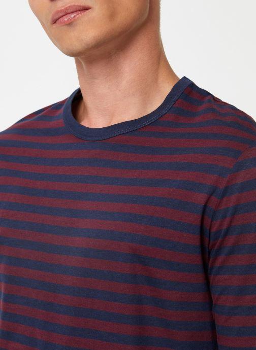 Kläder Harris Wilson PULL VANNI Blå bild från framsidan